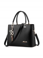 Hot Sale Metal Letter Decor Handbags With Belts