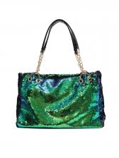 Fashion Sequin Shoulder Bag For Women