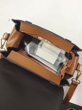 Vintage Style Glitter Handbag For Women