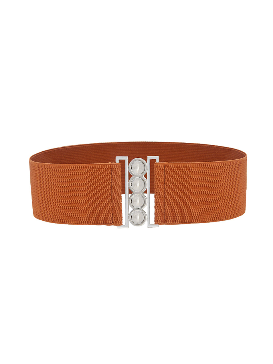 Fashion Four-Ring Steel Ball Belts For Women