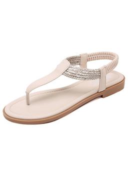 Cozy Soft Soles Flip Flop Sandals