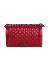 Easy Matching Chain Plaid Shoulder Bags For Women