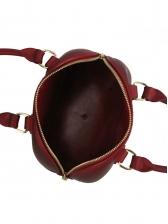 Polished Matte Pvc Fashion Handbags For Women