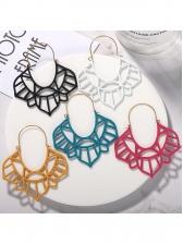 Fashion Geometric Shape Drop Earrings For Women