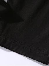Fashion Chiffon Patchwork Long Sleeve Dress