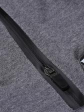 Sport Style Letter Drawstring Men Jogger Trousers