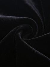 Printed V Neck Cropped Top Long Sleeve Shirt