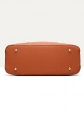 Simple Design Practical Metal Ladies Handbags