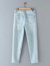 Vintage Smart Waist Skinny Jean
