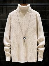 New Style ScrewThreadKnitting Sweaters For Men