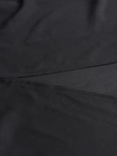 Off Shoulder Tie Wrap Split Lace Jumpsuit