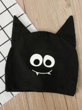 Baby Bat Pattern Sleepsuit Halloween Costumes