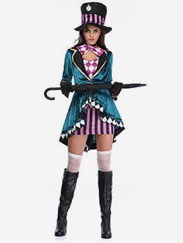 New Arrival Alice In Wonderland Costume For Halloween