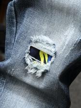Stylish Straight Drawstring Mens Jeans