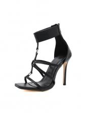 Bandage Square Toe Comfortable Sandals