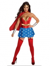 Chic Superwomen Cosplay Halloween Costumes For Women