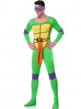 Halloween Teenage Mutant Ninja Turtles Cosplay Jumpsuit