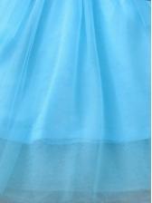 Fancy Princess Gauze Kids Party Dresses