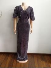 Elegant Mermaid Empire Waist Party Dresses