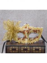 Glitter Diamond Sequined Powder Butterfly Dance Mask