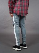 Vintage Skinny Ripped Boyfriend Jeans