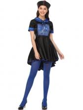 Halloween Cosplay Corpse Irregular Dress