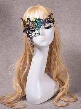 Halloween Sexy Single Eye Lace Mask