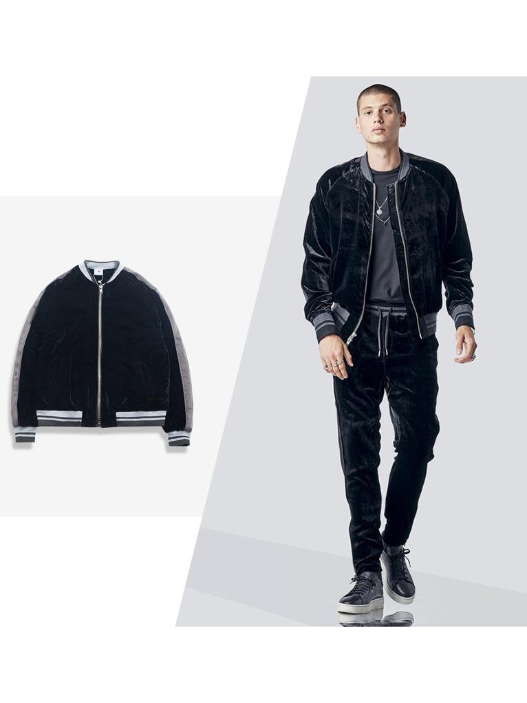 Thickened Fashion Corduroy Winter Jacket