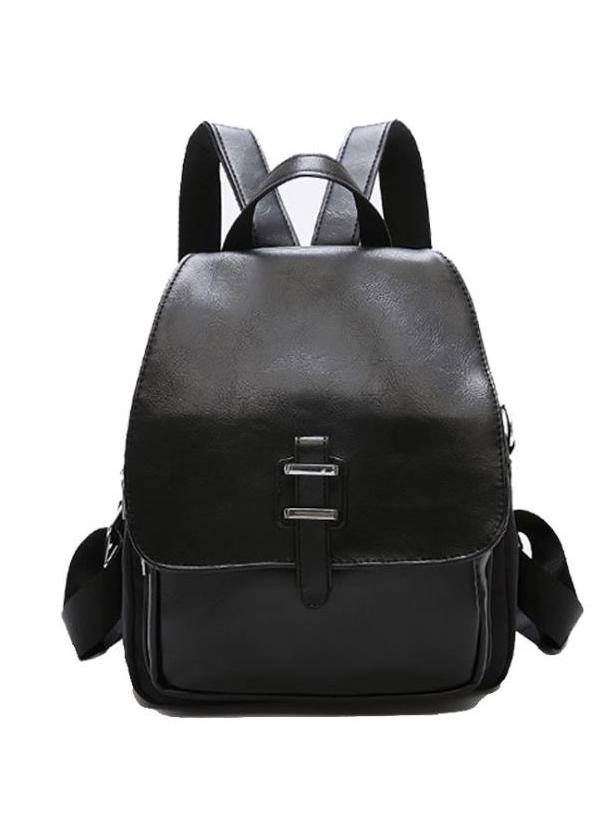 Large Capacity Black Backpacks For Women