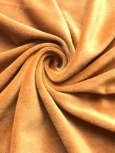 Sleeveless Velvet Bodycon Dress With Long Coat