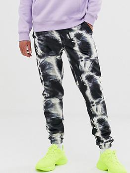 Stylish 3D Printed Men Jogger Pants