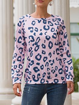 Leopard Printed Hoodies For Women