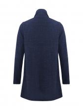 Hot Sale Solid Irregular Knit Cardigan
