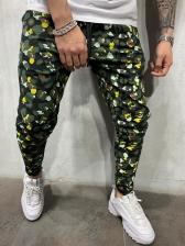 3d Printed Drawstring Track Pants