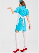 Sexy Blood Nurse Halloween Costumes 2018
