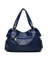 Tassel Pendant Large Capacity Practical Tote Handbags