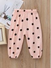 Adorable Polka Dots Baby Pants