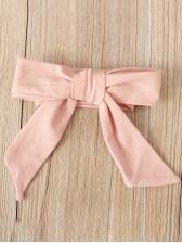 Letter Long Sleeve Baby Girls Dresses