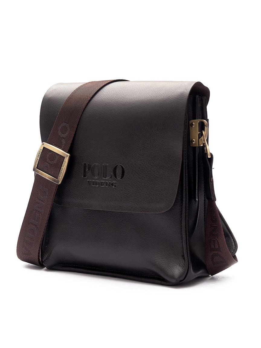 Business Crossbody Solid Letter Men Messenger Bag