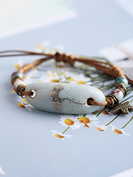 Ceramic Woven Bracelets For Women