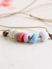 Colored Ceramic Bracelets For Women