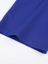 High Waist Straight Cargo Pants For Women
