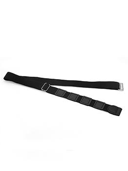Vintage Solid Elastic Waist Belts For Women