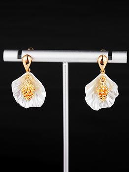 Fresh Shell Earrings For Women