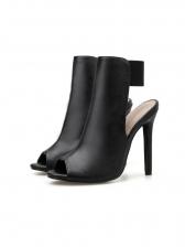 Slingback Peep Toe Ladies Sandal