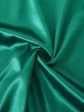 Satin High Split Sleeveless Evening Dresses