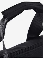 Cylindrical Letter Print Large Travel Shoulder Bag With Handle