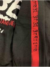 Stylish Letter Printed Long Sleeve t Shirt