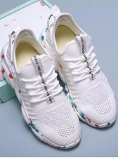 Color Sole Running Shoes For Women