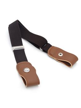 Easy Matching Elastic No Buckle Kids Belts